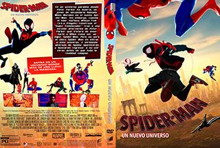 Spider-Man Into the Spider-Verse - Spider-Man Un nuevo unive
